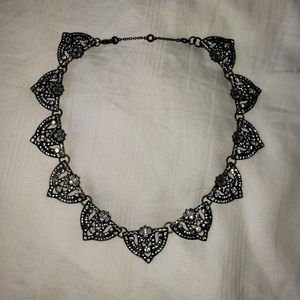 Baublebar Art Deco-style Collar Necklace